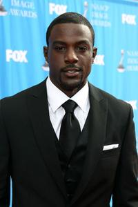 Lance Gross at the 39th NAACP Image Awards.