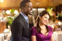 Lance Gross and America Ferrera in