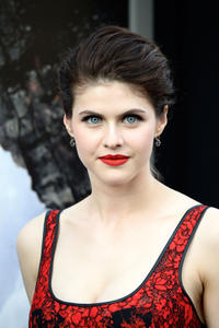 Alexandra Daddario at the California premiere of