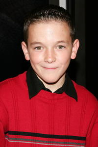 Actor Dillon Freasier at the N.Y. premiere of