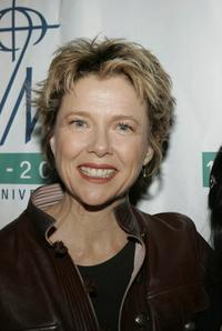 Annette at the International Women's Media Foundation's 2005 Courage In Journalism Awards.