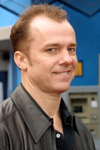 Michael O'Keefe at the premiere of