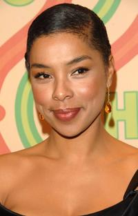 Sophie Okonedo at the Post Golden Globe After Party.