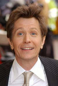 Gary Oldman at the UK Premiere of