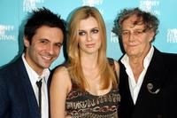 John Foreman, Gracie Otto and Barry Otto at the Australian premiere of