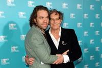 Brendan Cowell and Barry Otto at the Australian premiere of