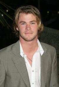 Chris Hemsworth at the Channel Seven's TV Turns 50, The Event That Stopped a Nation.