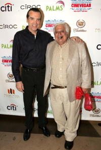 Chazz Palminteri and Michael Lerner at the 2007 CineVegas