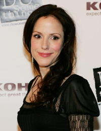 Mary-Louise Parker at the Do Something 2006 Brick Awards in N.Y.