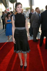 Mary-Louise Parker at the Hollywood premiere of Showtime's