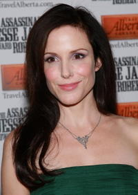 Mary Louise Parker at the N.Y. premiere of