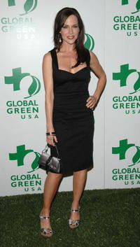 Julie Benz at the Global Green USA's 5th annual awards season celebration.