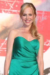 Julie Benz at the Japan premiere of