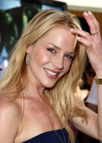 Julie Benz at the premiere of