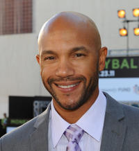 Stephen Bishop at the California premiere of
