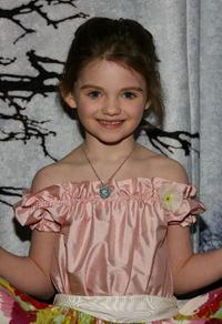 Morgan Lily at the premiere party of