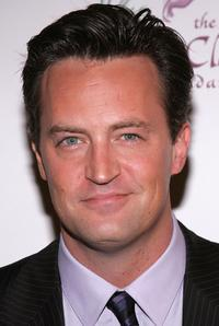 Matthew Perry at