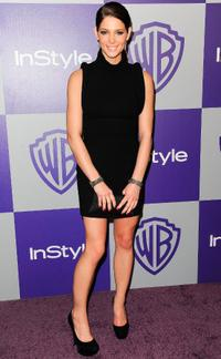 Ashley Greene at the InStyle and Warner Bros. 67th Annual Golden Globes after party.
