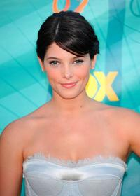 Ashley Greene at the 2009 Teen Choice Awards.