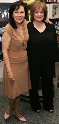 Karen Lynn Gorney and Donna Pescow at the Monday Nights with Oscar presents