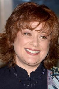 Donna Pescow at the announcement of the Disney Channel's new talk show