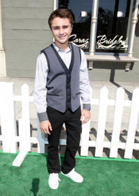 Gattlin Griffith at the Variety's Power of Youth Presented by Hasbro and GenerationOn in California.