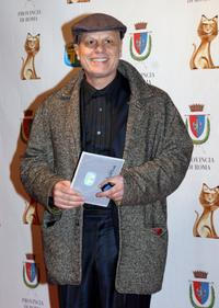 Michele Placido at the TV, Sport, Cinema And Music Italian Awards.