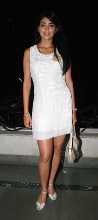 Shriya Saran at the Mumbai International Children's Film Festival closing ceremony.