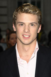 Freddie Stroma at the UK Premiere of