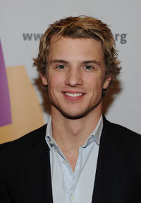 Freddie Stroma at the opening night gala of