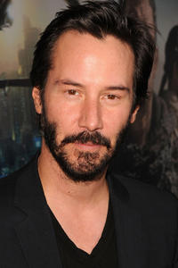 Keanu Reeves at the premiere of