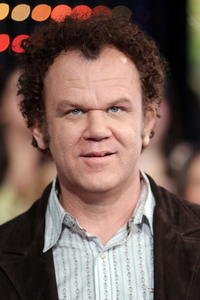 John C. Reilly at the MTV's Total Request Live.