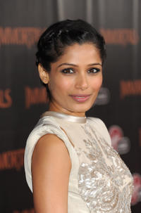 Freida Pinto at the world premiere of