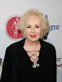 Doris Roberts at the Evening Of Comedy to benefit The IMF's Peter Boyle Fund.