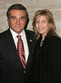 Tony Lo Bianco and Guest at the Classics screening of