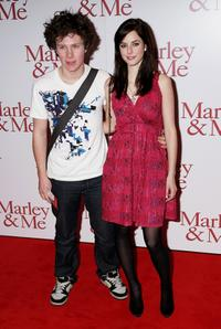 Kaya Scodelario and Guest at the UK premiere of