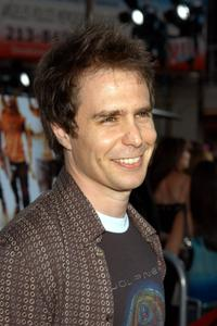 Sam Rockwell at the Premiere of TriStar Pictures