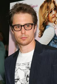 Sam Rockwell attends the premiere of