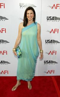 Mimi Rogers at the 32nd Annual AFI Life Achievement Award: A Tribute to Meryl Streep.