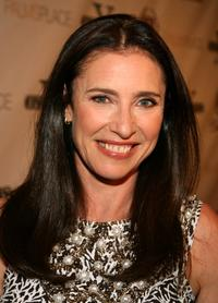 Mimi Rogers at the 2008 CineVegas film festival 10th anniversary party.
