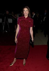 Mimi Rogers at the 27th Annual People's Choice Awards.