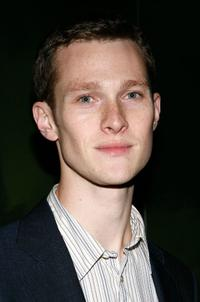 Dan Bittner at the after party of the world premiere of