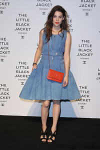 Astrid Berges-Frisbey at the
