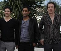 Tahar Rahim, Hichem Yacoubi and Reda Kateb at the photocall of