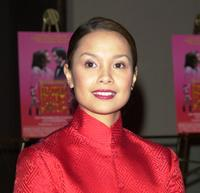 Lea Salonga at the after party of the Broadway opening of