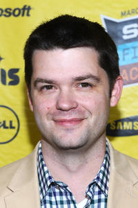 Chris Miller at the world premiere of