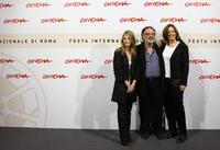 Greta Scacchi, Alessandro Capone and Melanie Laurent at the photocall of