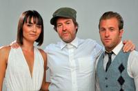Wendy Glenn, director Patrick Hoelck and Scott Caan at the 11th Annual CineVegas Film Festival.
