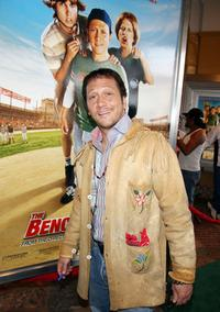 Rob Schneider at the premiere of Sony's