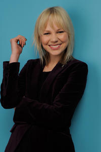 Adelaide Clemens at the portrait session of